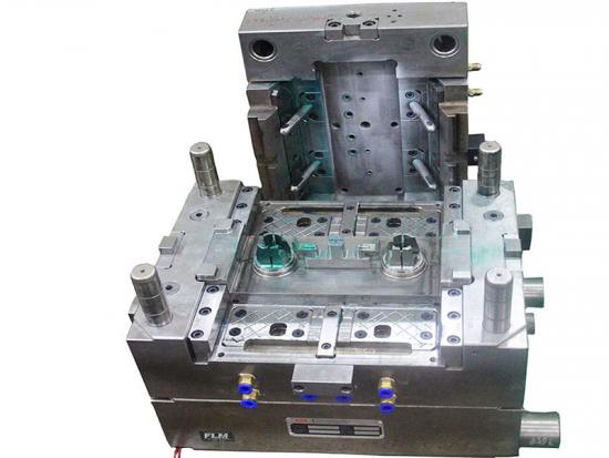 plastic mould for electronic part