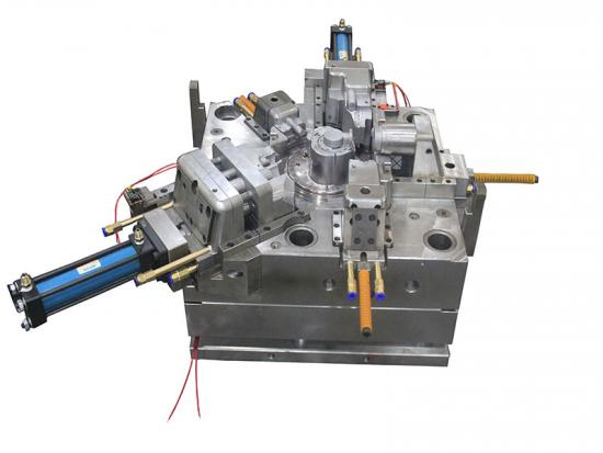 plastic injection mold for electronic cover